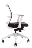 Office chair on a white background. Modern office chair on white background,isolated Royalty Free Stock Photography