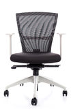 Office chair on a white background Royalty Free Stock Photography