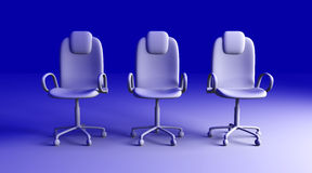 Office Chairs Stock Images