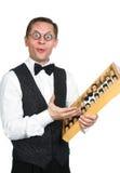 The office clerk Stock Photo