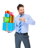 Office clerk-57 Stock Photo