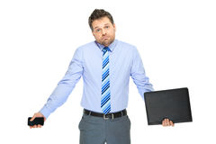 Office clerk-61 Stock Photo