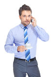 Office clerk-72 Stock Images