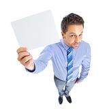 Office clerk-78 Royalty Free Stock Photography