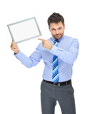 Office clerk-85 Royalty Free Stock Photo