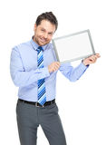 Office clerk-86 Royalty Free Stock Image