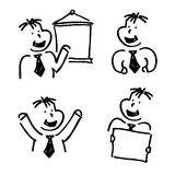 Office clerk Stock Photos