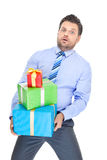 Office clerk  Stock Images