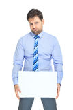 Office clerk-95 Royalty Free Stock Photo