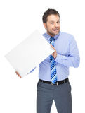 Office clerk-104 Royalty Free Stock Photo