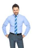 Office clerk-93 Royalty Free Stock Image