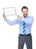Office clerk-94 Royalty Free Stock Photography