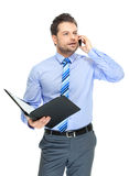 Office clerk-102 Stock Photos