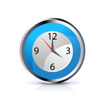 Office clock Royalty Free Stock Photography