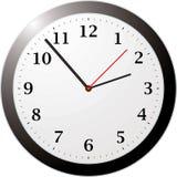 Office clock Stock Photos