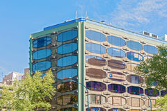 Office and commercial building in Barcelona, Spain Stock Photography