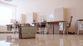 Office composition Royalty Free Stock Images