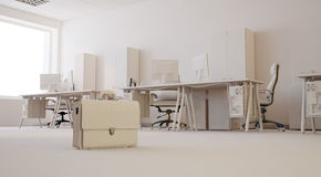 Office composition Royalty Free Stock Photography