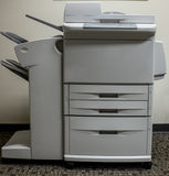 Office copying scanning faxing machine Royalty Free Stock Image