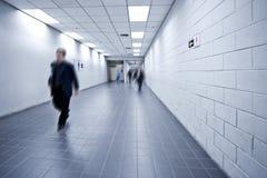Office corridor Royalty Free Stock Image