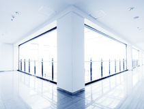 Office of the corridor Royalty Free Stock Images