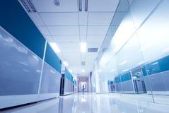Office Corridor Royalty Free Stock Photography