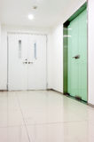 Office corridor interior Royalty Free Stock Photography