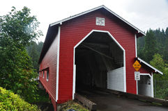 Office Covered Bridge Stock Photography