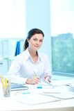 Office day Stock Images
