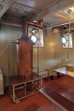 Office de chauffe-eau images libres de droits