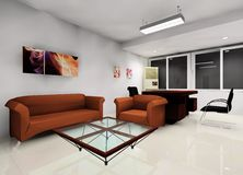Office design Stock Images