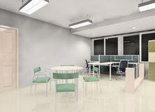 Office design Royalty Free Stock Photos