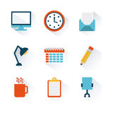 Office design Stock Image