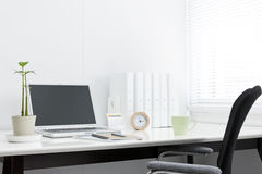 Office desk Royalty Free Stock Photos