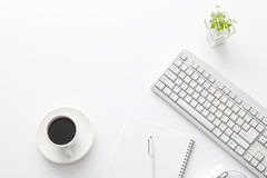 Office desk Royalty Free Stock Image