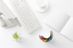 Free Office Desk Royalty Free Stock Photo - 11647405