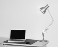 Office Desk Stock Image