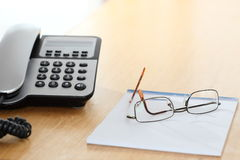 Free Office Desk Details Stock Photography - 67327132