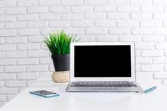 Office desk Royalty Free Stock Photos