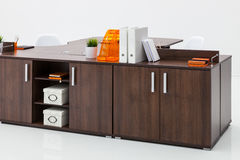 A office desk Royalty Free Stock Photography