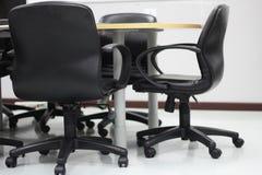 Office Desks Royalty Free Stock Photography