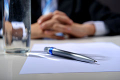 Office detail Royalty Free Stock Photography