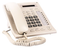 Office digital telephone Royalty Free Stock Photos