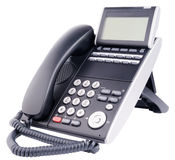 Office digital telephone Royalty Free Stock Images
