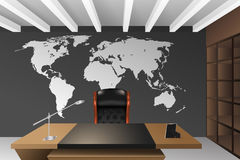 Office of the director Royalty Free Stock Photography