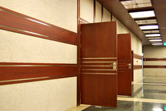 Office doors Royalty Free Stock Images