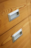 Office drawers Royalty Free Stock Photography