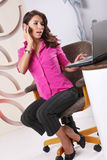 Office dweller Stock Image