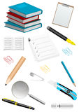 Office elements Stock Photography