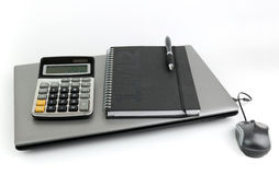 Office equipment for businessman Stock Photography